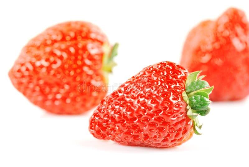 Aardbeien Gratis Stock Afbeeldingen
