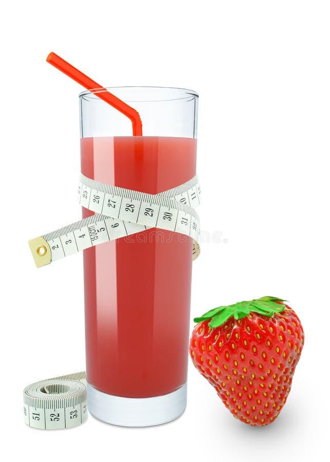 Download Aardbeisap stock afbeelding. Afbeelding bestaande uit fruit - 39111819