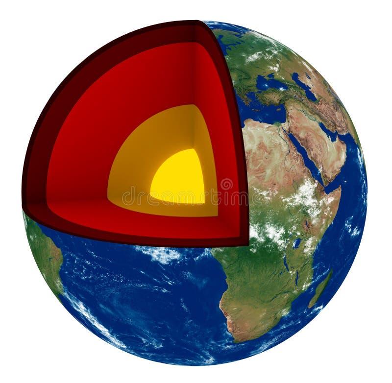 Aarde vector illustratie
