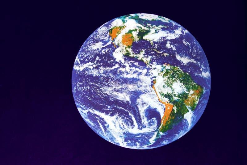Aarde stock fotografie