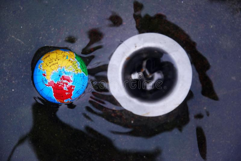 Aarde die roepen: apocalyps