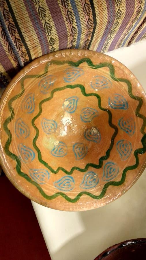 aardewerk stock fotografie