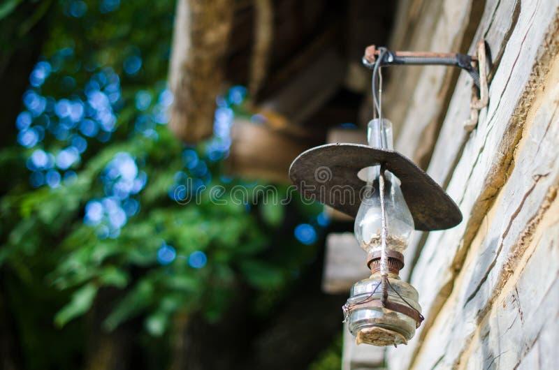 Aardolielamp stock fotografie