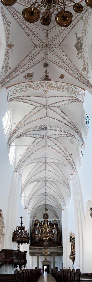Download Aarhus Church Interior Royalty Free Stock Photos - Image: 11243588