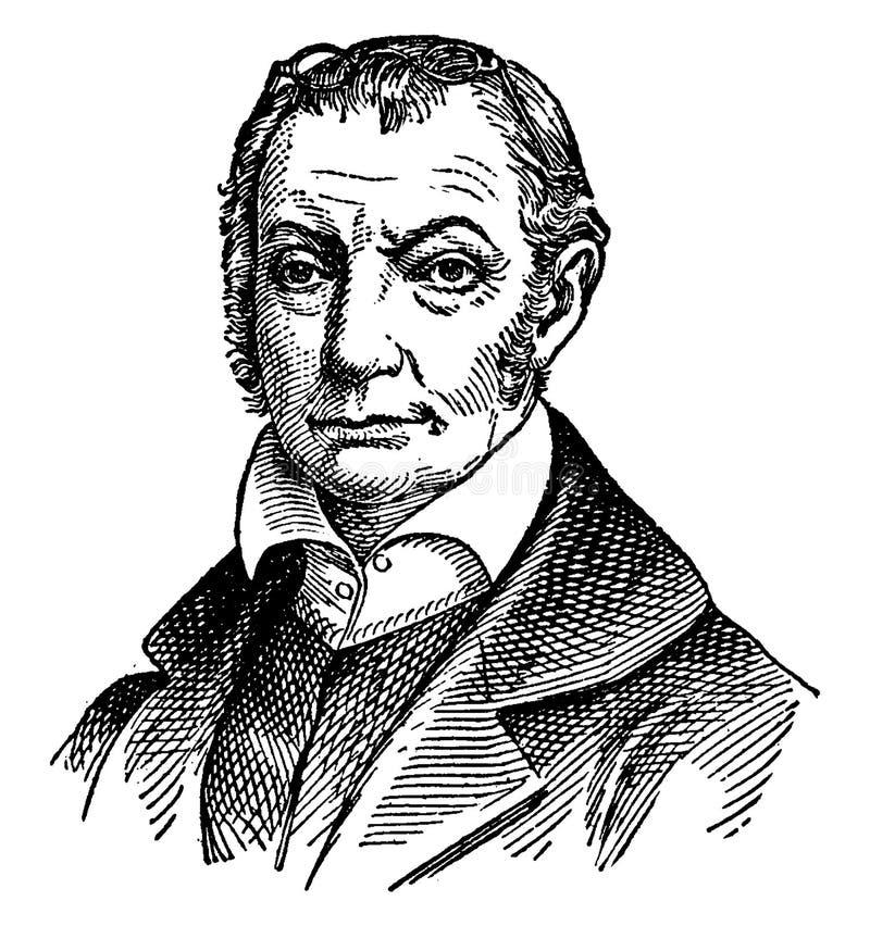 Free Aaron Burr, Vintage Illustration Stock Photo - 163232350