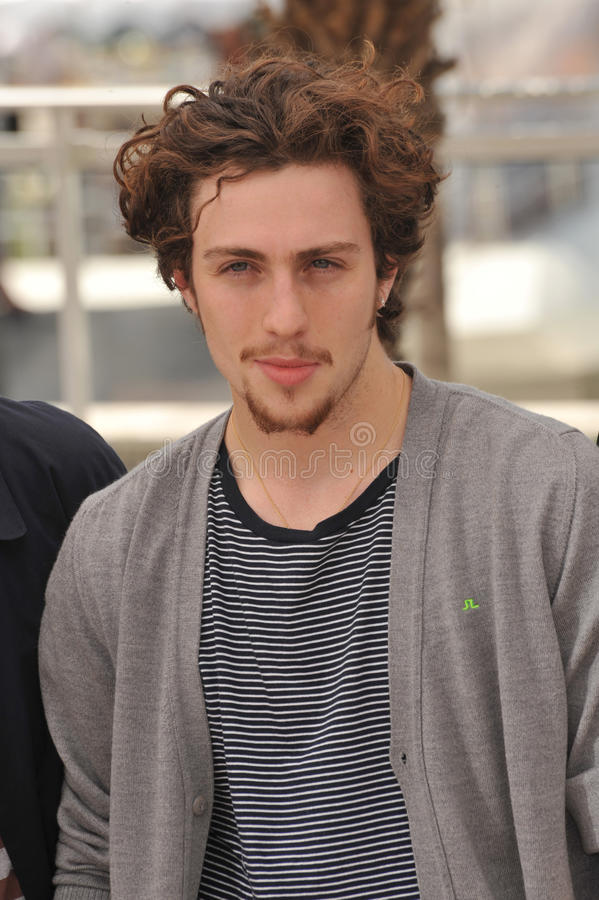 Aaron Johnson photos stock