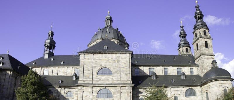 Abóbada de Fulda imagem de stock royalty free