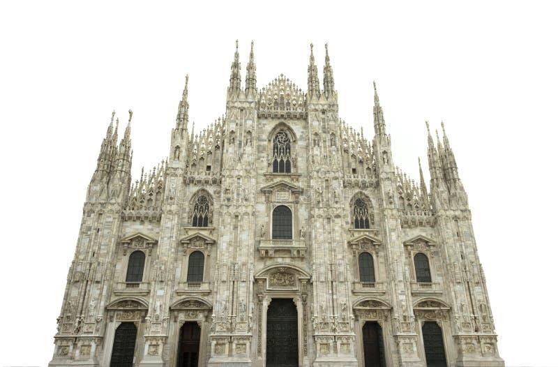 Abóbada de Milão imagens de stock royalty free