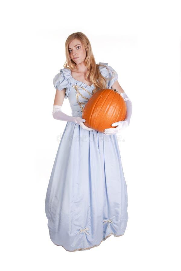 Abóbora Cinderella imagem de stock royalty free
