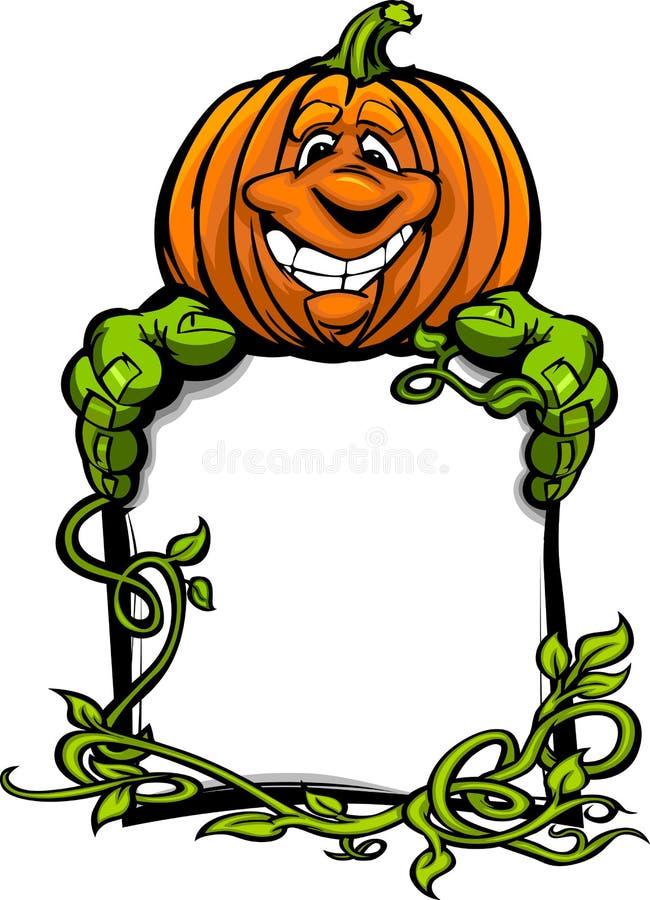 Download Abóbora Feliz Da Jack-O-Lanterna De Halloween Ilustração do Vetor - Ilustração de imagem, abóboras: 26505871