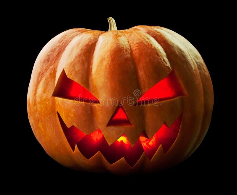 Abóbora Halloween imagem de stock royalty free