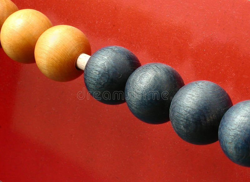 Download Abacus stock image. Image of calculation, mind, yellow, wood - 5401