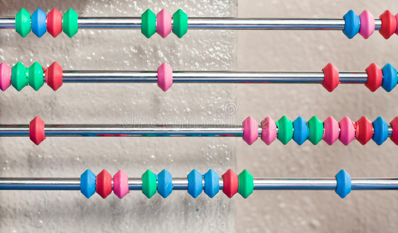 Download Abacus stock photo. Image of cyan, count, math, beads - 37123342