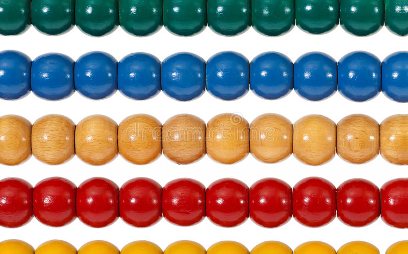 Download Abacus Detailed View Stock Image - Image: 29165541