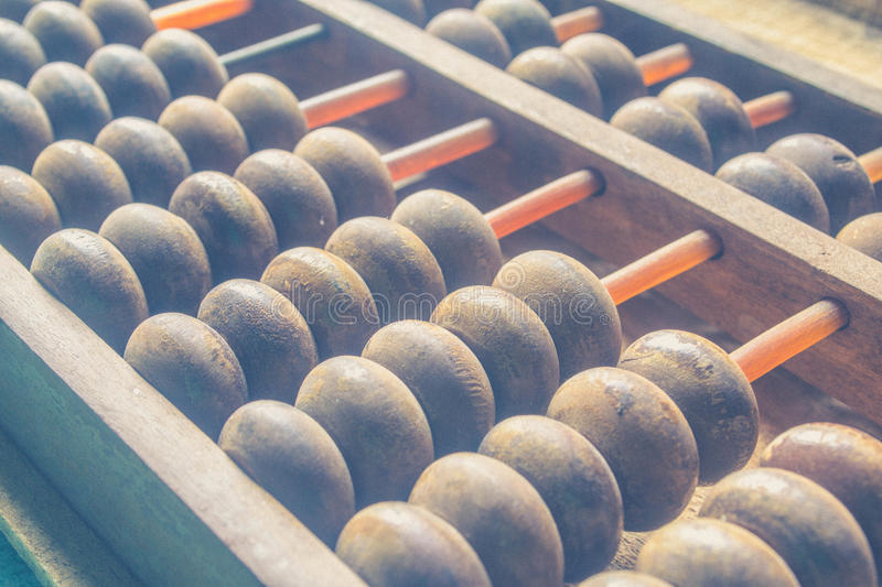 Abacus royalty free stock photography