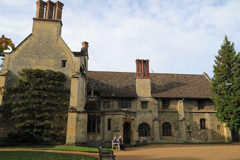 Abadía de Anglesey fotos de archivo libres de regalías