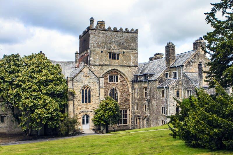 Abadía de Buckland, Yelverton, Devon, Inglaterra imagen de archivo