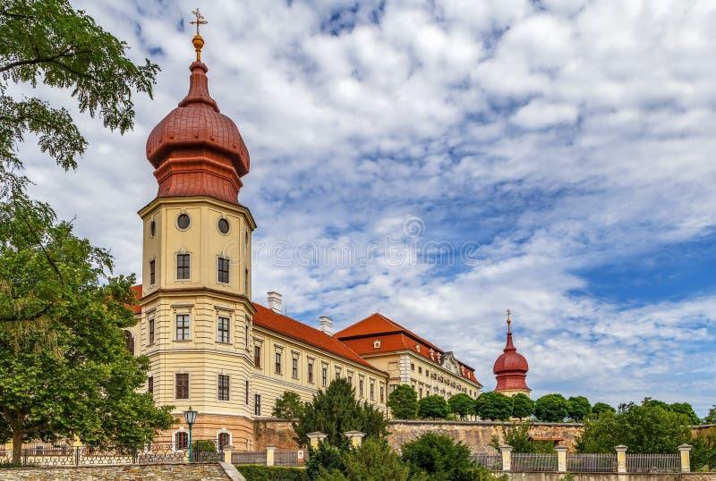 Abadía de Gottweig, Austria imagen de archivo