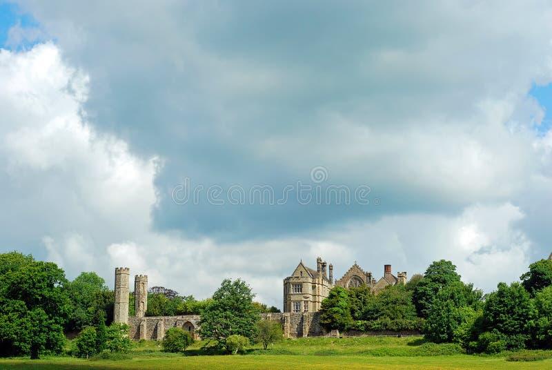 Abadía de la batalla, batalla, Inglaterra imagen de archivo libre de regalías