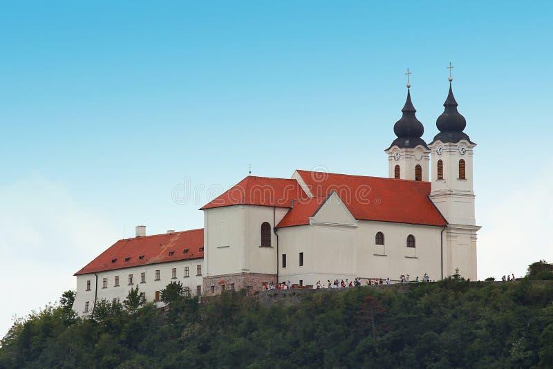 Abadía Tihany imagen de archivo libre de regalías