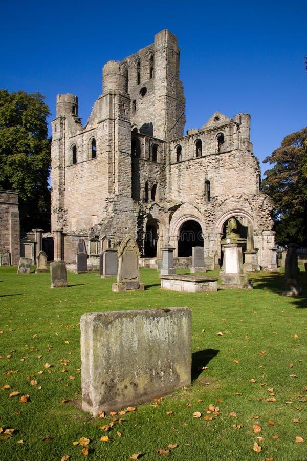 Abadia 1 de Kelso foto de stock