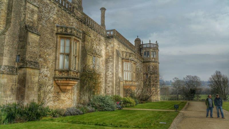 Abadia de Lacock fotos de stock royalty free