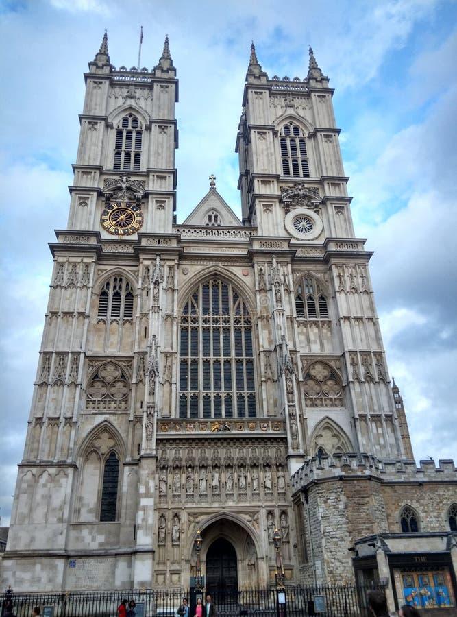 Abadia de Londres imagens de stock royalty free