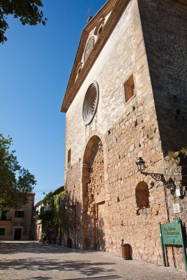 Abadia de Valdemossa imagens de stock royalty free