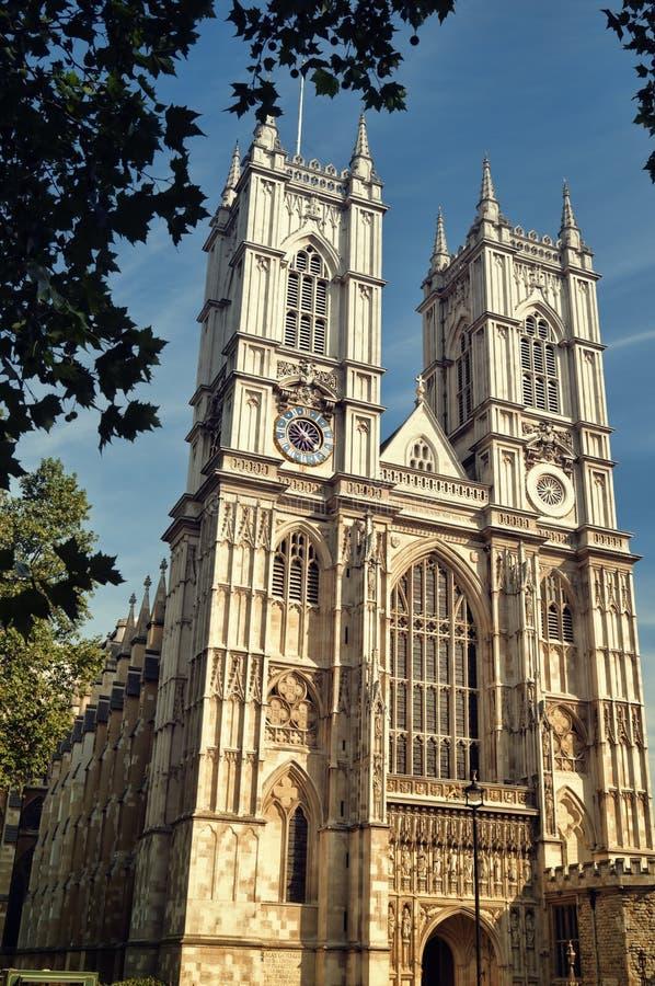 Abadia de Westminster, Londres fotografia de stock