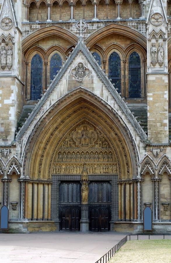 Abadia de Westminster Londres imagens de stock