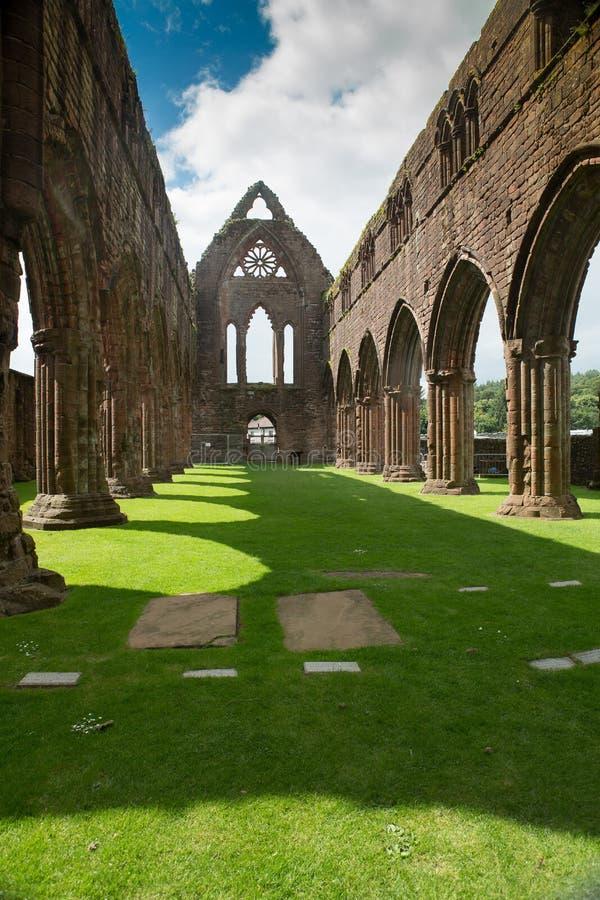 Abadia do querido, Dumfriesshire, Escócia fotos de stock
