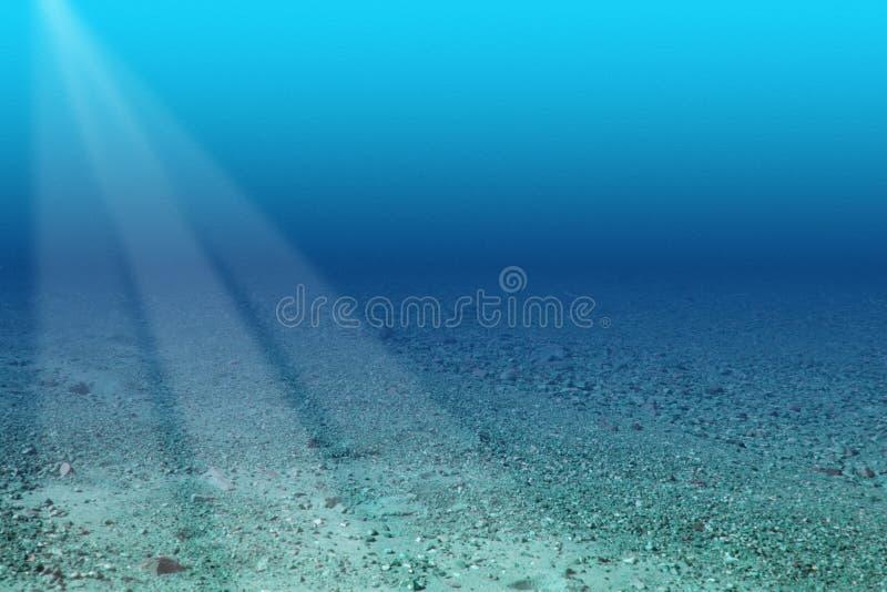 Abaixo Do Rio Imagens de Stock