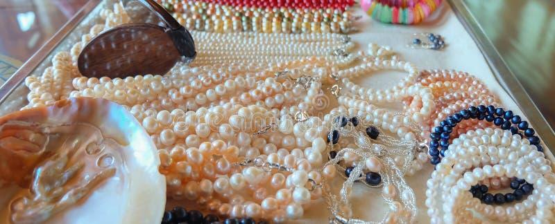Abalone juwelen royalty-vrije stock fotografie