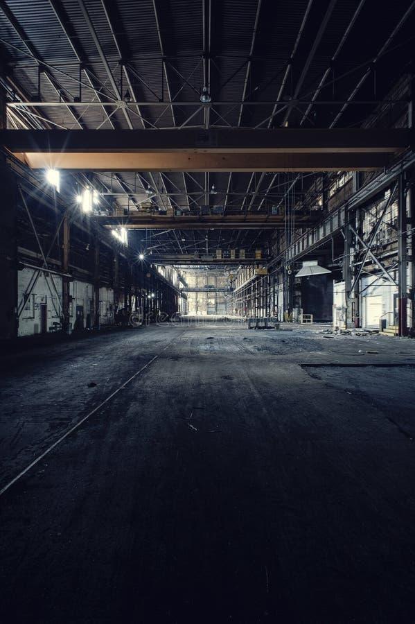 Abandonado destete la fábrica unida - Youngstown, Ohio fotos de archivo