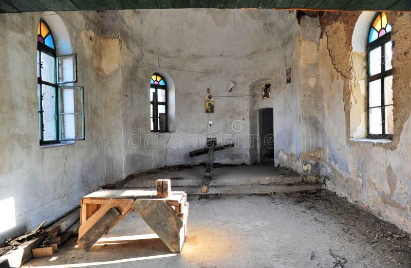Abandonated church