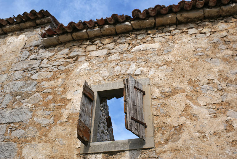 Download Abandoned stock photo. Image of roofless, stone, window - 13293452