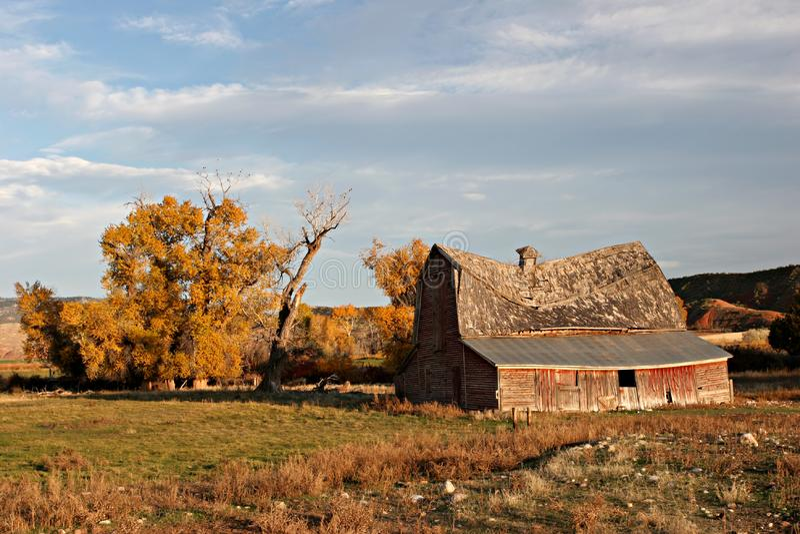 Abandoned Barn Stock Photos