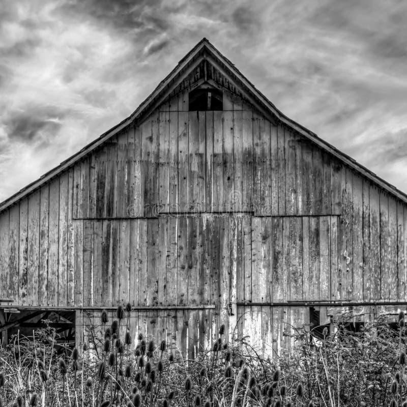 Free Abandoned Barn Royalty Free Stock Images - 52211569