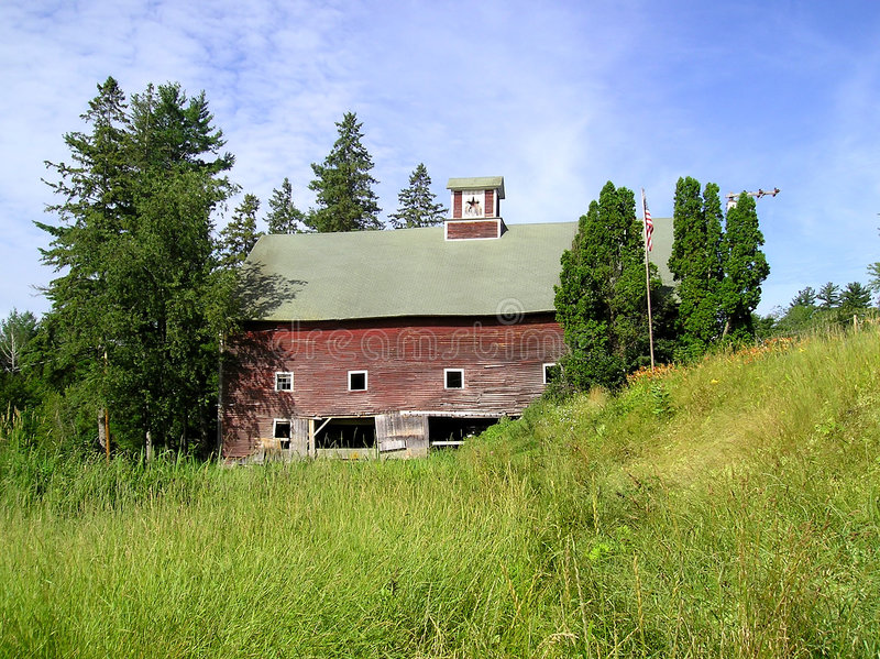 Download Abandoned Barn stock photo. Image of antique, barn, rural - 835354