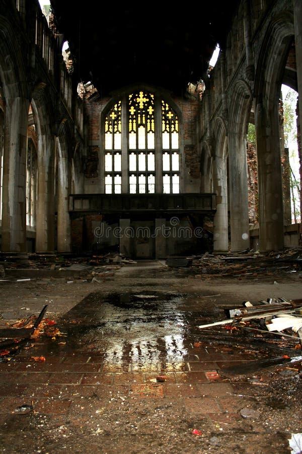 Download Abandoned Building stock image. Image of deserted, urban - 16628231