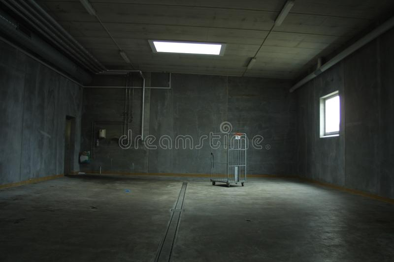 Abandoned, Building, Empty royalty free stock photo