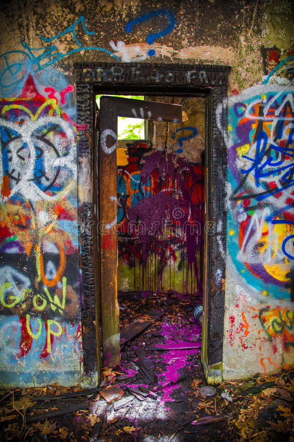 Download Abandoned Building Editorial Photography - Image: 34586692