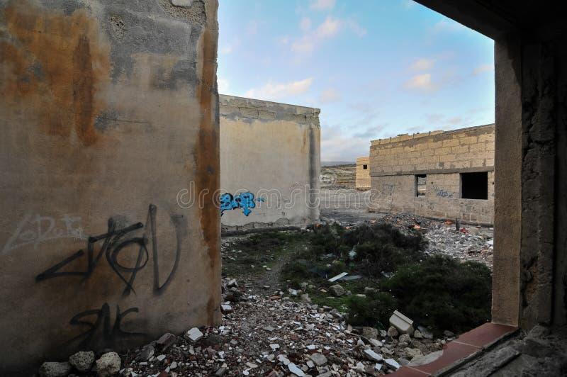 Download Abandoned Buildings stock image. Image of brick, ruins - 38357055