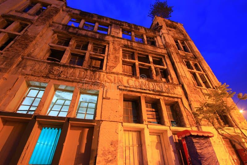 Download Abandoned Builiding stock image. Image of decrepit, jakarta - 22146329