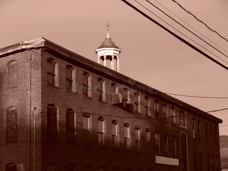 Download Abandoned Factory Royalty Free Stock Image - Image: 143216
