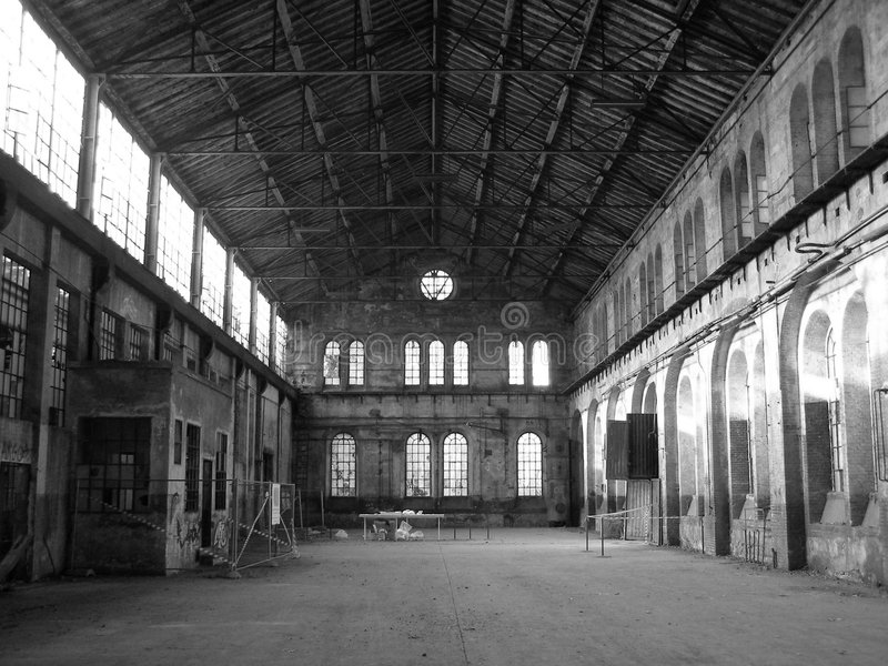 Download Abandoned factory stock image. Image of industrial, work - 9070937