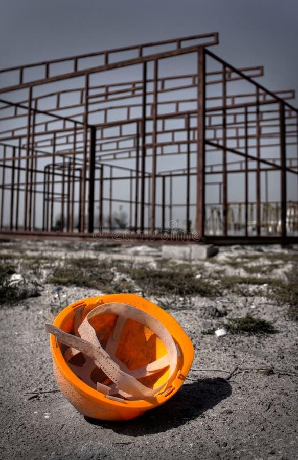 Free Abandoned Hard Hat Stock Photos - 21336493