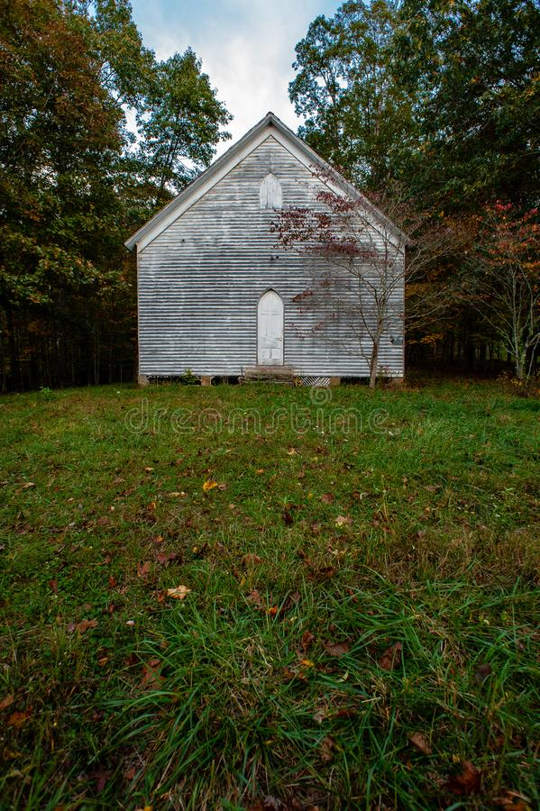 Free Abandoned Historic Chapel - West Virginia Stock Photos - 159356083
