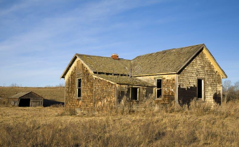 Abandoned Homestead 2 royalty free stock photos