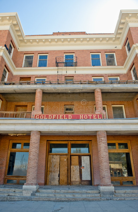 Download Abandoned hotel exterior stock photo. Image of closed - 7623400
